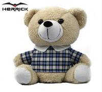 Teddy Bear HERRICK Golf 1# driver club headcover One Wooden Jacket Golf Club Jacket Cowboy Cap Golf Set headcaps
