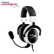 Kingston HyperX Cloud Gaming Headset 3.5mm for PC Xbox One Xbox One S PS4 Pro Mac Mobile DJ MP3 and VR Headphones for Computer