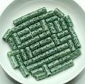 Wholesale 10pcs Chinese 100% A Grade Natural Jade/Jadeite Bamboo Loose Beads