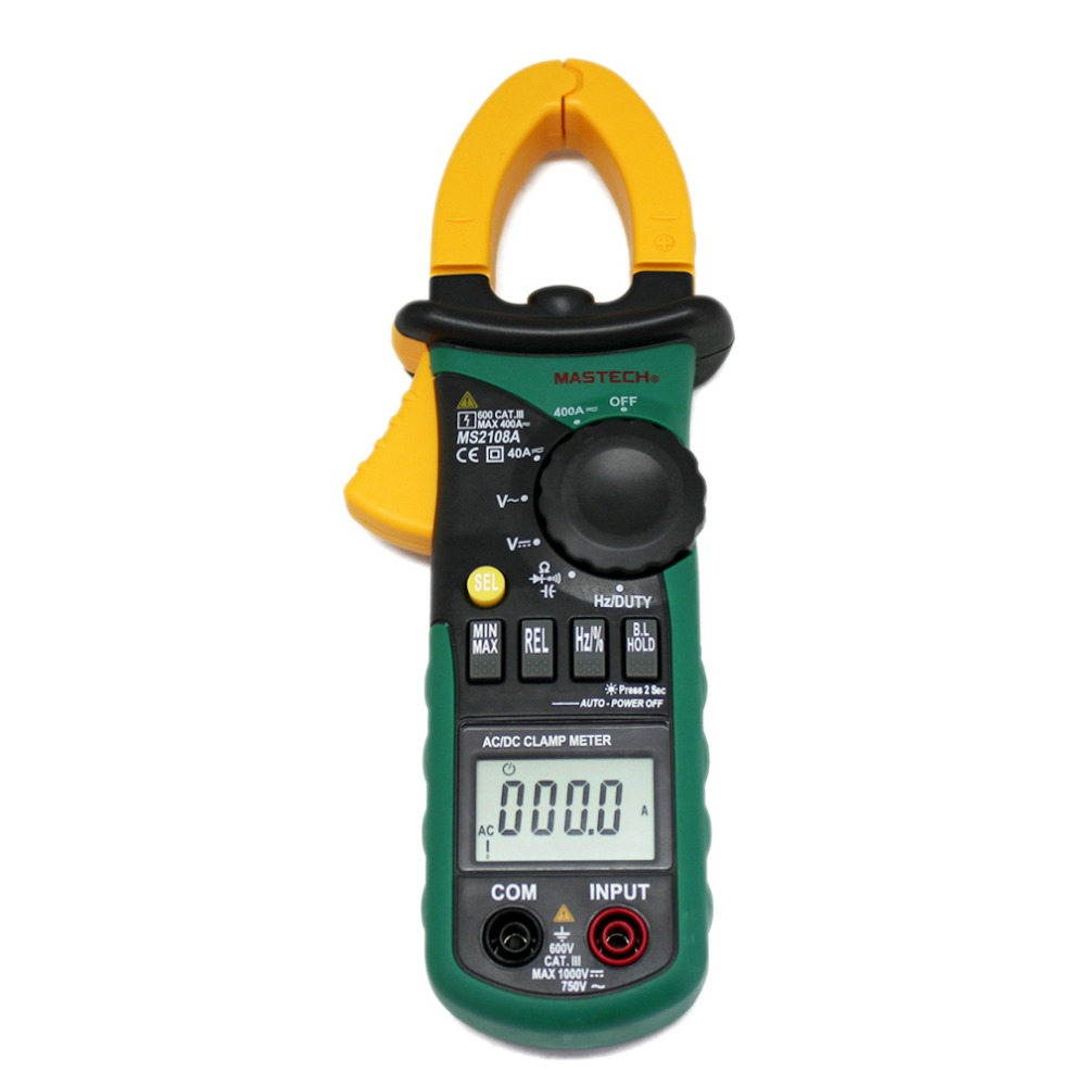 Ac Dc Clamp Meter : Aliexpress buy mastech ms a ac dc clamp