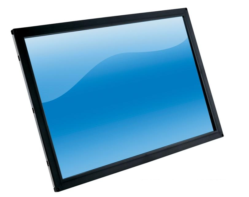 65 inch interactive mutil touch screen 2 points 65 ir multitouch screen overlay for touch table/kiosk