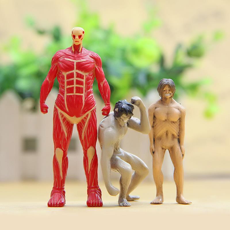 Titan On Toys 3pcs/lot