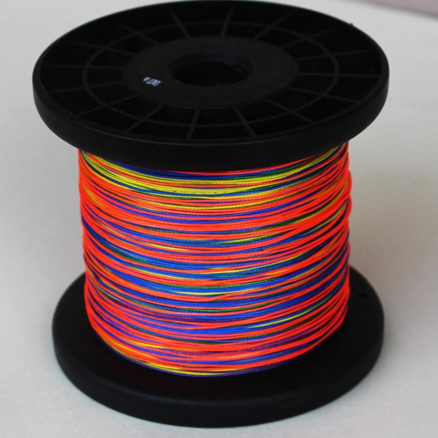 8 strands braided fishing line 1000m braided line high quality