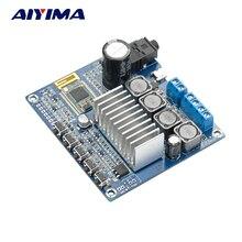 Aiyima TPA3116D2 Bluetooth Double-canal Haute-puissance Amplificateur Numérique Conseil Audio Récepteur Sonore Amplificateurs USB AUX