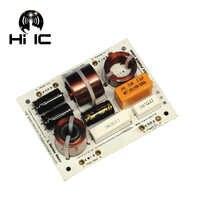 Audio HiFi L480C para parlante, 4 unidades, divisor de frecuencia de Audio, filtros cruzados de 4 vías, 200W, 2 vías de graves, 1 vía, Midrange, agudos