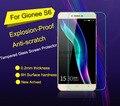 Ultra thin 0.2mm a prueba de explosiones templado superior de cristal protector de pantalla para gionee s6 gn9010 película protectora envío gratis