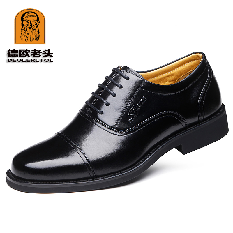 2019 Newly Mens Quality Genuine Leather Shoes Social Size 37-44 Top Head Leather Autumn Office Shoes Soft Man Dress Shoes2019 Newly Mens Quality Genuine Leather Shoes Social Size 37-44 Top Head Leather Autumn Office Shoes Soft Man Dress Shoes