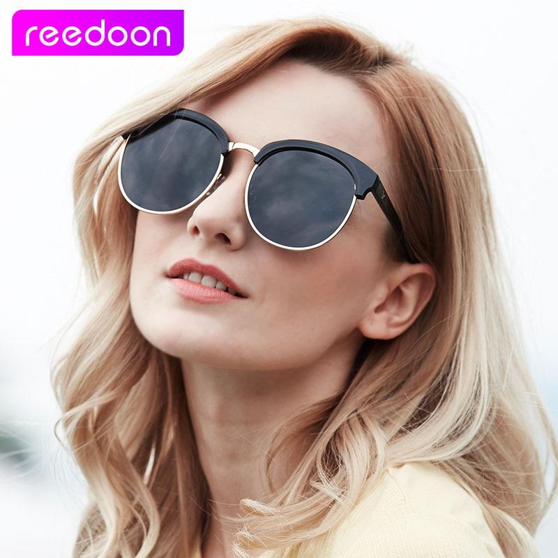 REEDOON classique demi métal lunettes de soleil polarisées hommes - Accessoires pour vêtements - Photo 2