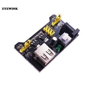 Image 2 - 100 個 MB102 ブレッドボード電源モジュール 3.3V 5 Arduino のためはんだ不要ブレッドボード