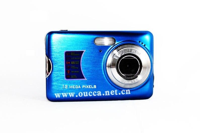 цена на Quality Slim DC515 8x Zoom 12M Mega Pixels HD Video and Digital Camera.
