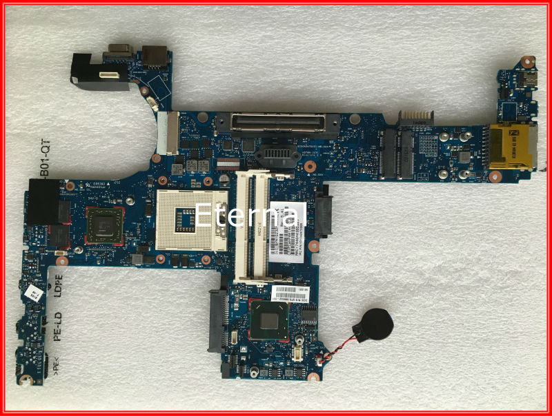 ФОТО 686042-501 686042-001 for HP 8470P 6470B laptop motherboard fully tested working