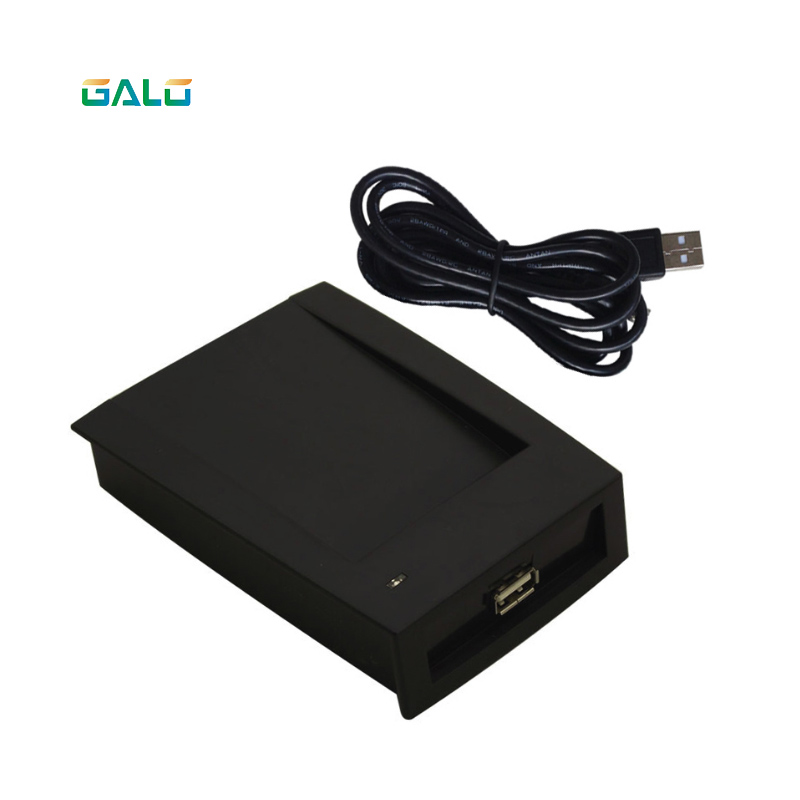 13.56Mhz Or ID 125khz ISO 14443 A Rfid NFC Reader USB