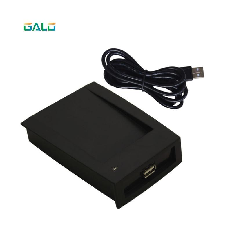 13.56Mhz Or ID 125khz ISO 14443 A Rfid NFC Reader USB
