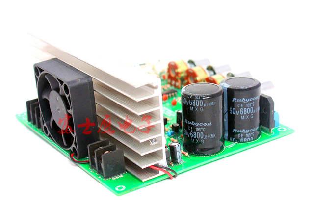 US $13 68 18% OFF B688 D718 tube + TL084 + NE5532 fever Computer desktop  speaker 2 1 channel 80W+80W+150W Subwoofer audio power amplifier board-in