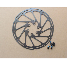 Centerline MTB Disc Brake Rotor 160mm 180mm Mountain Bike Cycling 6 Holes disc 160/180mm with screws beyond G3 HS1