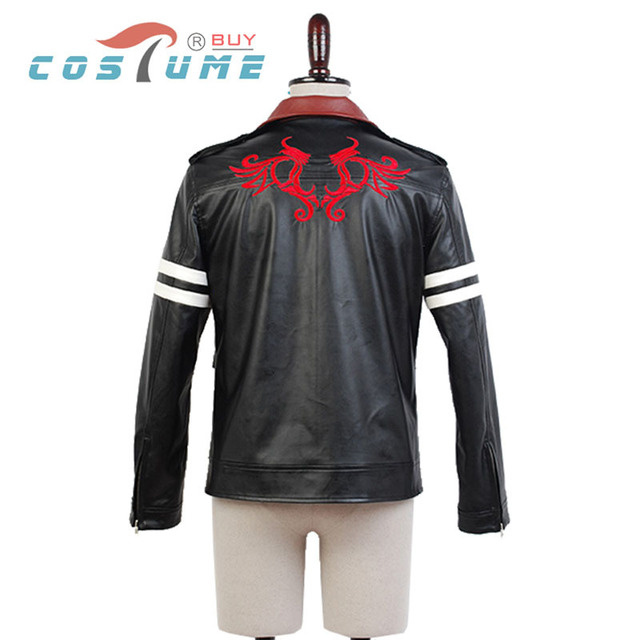 Prototype Alex Mercer Cosplay Costume Custom Uniform Black Jacket For Men Halloween Costumes