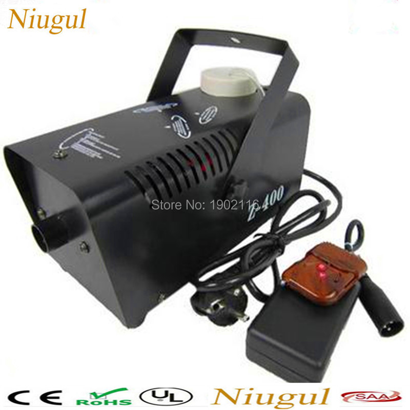 Niugul wireless control fogger 400W Fog Machine/Smoke Machine Disco Party Stage dj Equipments 400W fogger Free&Fast shipping 1500w mist haze machine 3 5l fog machine dmx512 smoke machine dj bar party show stage light led stage machine fogger