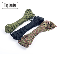Length 100m Climbing Rope 4mm For Kids Climbing Training Gear Make Outdoor Survival Bracelet Making 7