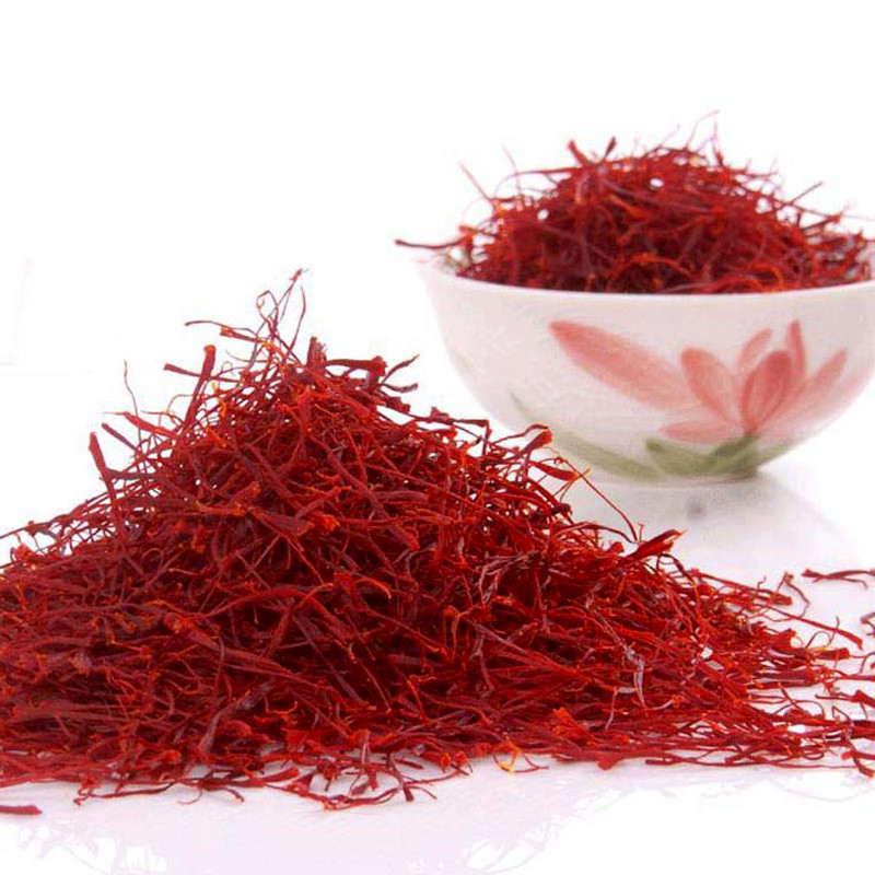 hot sale special price specialty saffron crocus 1g safflower tea raise tonic premium flower tea