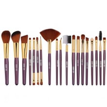 19pcs/set Makeup Brushes Sets Kit Eyelash Lip Foundation Powder Make Up Brush