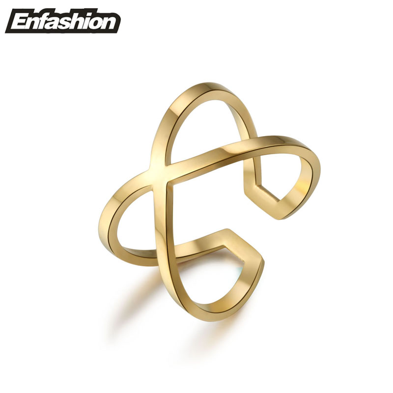 Fashion infinity ring knunkle midi rings for women rose for Infinity ring jewelry store