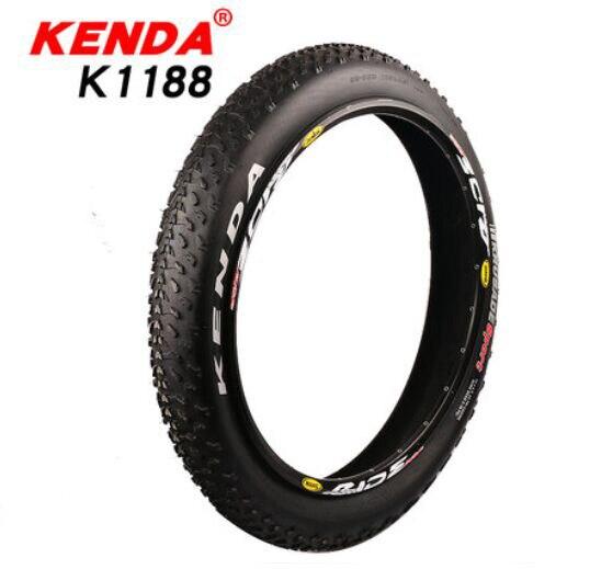 KENDA K1151 BMX Bike Tire Mountain MTB Bicycle tyre 20*4.0/26x4.0 size Maxxi pneu bicicleta interieur parts моннако путевку