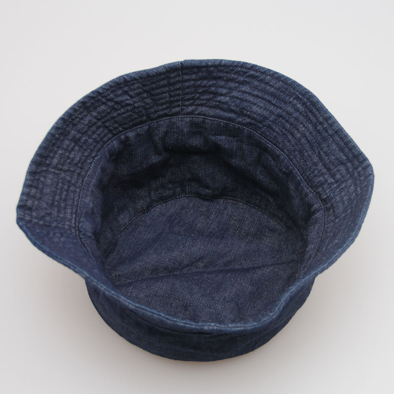 16 Fashion Cottonblend Denim Unisex Cap Bucket Hat Summer Outdoor Fishing Caps for Men and Women Flat Sun Berets HT51041+ 13