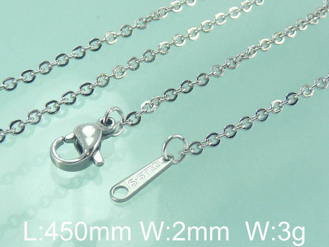 Stainless Steel Jewelry...
