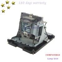 Tüketici Elektroniği'ten Projektör Ampulleri'de 5811118436 SVV Yedek lamba Vivitek D966HD WT D966HT D967 D967 BK D967 WT D968U Projektörler