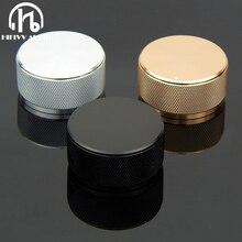 Ampli audio HIFI bouton de Volume en aluminium 1 pièces diamètre 44mm hauteur 22mm bouton de potentiomètre amplificateur