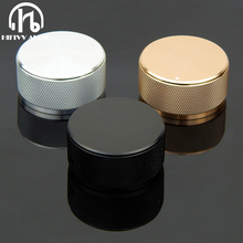 HIFI אודיו amp אלומיניום נפח ידית 1 pcs קוטר 44mm גובה 22mm מגבר פוטנציומטר knob