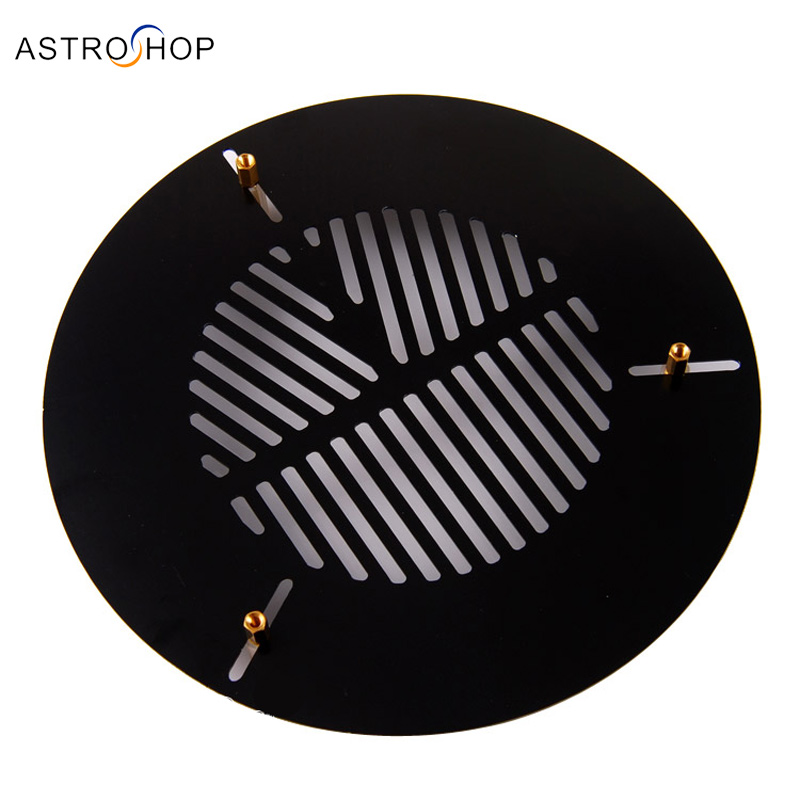 Aluminum Alloy- High Quality Bahtinov Mask Focusing,Caliber Fixed Diameter 65-100/85-120/105-150/125-180/150-200/175-220mm