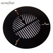 Liga de alumínio-máscara de bahtinov, diâmetro fixo do calibre 65-100/85-120/105-150/125-180/150-200/175-220-mm