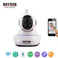 Security Camera 720P CCTV Camera Wifi 2 Way Audio Wireless Camera Plug N Play Remote Monitoring