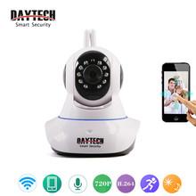 Daytech Cámara 960 P Cámara IP de Red Wifi de Seguridad de Dos Vías de Audio Mini cámara de Visión Nocturna de Vigilancia de Vídeo Inalámbrico Monitor101A()