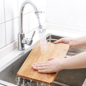 Image 1 - Home Sink Faucet Extender Kitchen Water Tap Extension Kid Bathroom Children Hand Wash Water Saving Bathroom Faucet Extension