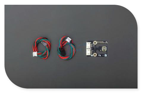 DFRobot 100% Genuíno SHT1x Umidade pequeno tamanho e baixo consumo de energia e Sensor de Temperatura com Cabo-Módulos