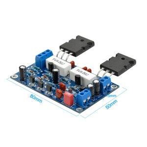 Image 3 - AIYIMA 100 ワット 2SC5200 + 2SA1943 オーディオアンプ基板モノラルチャンネル Hifi パワーアンプボードデュアル DC35V DIY 家庭用シアター