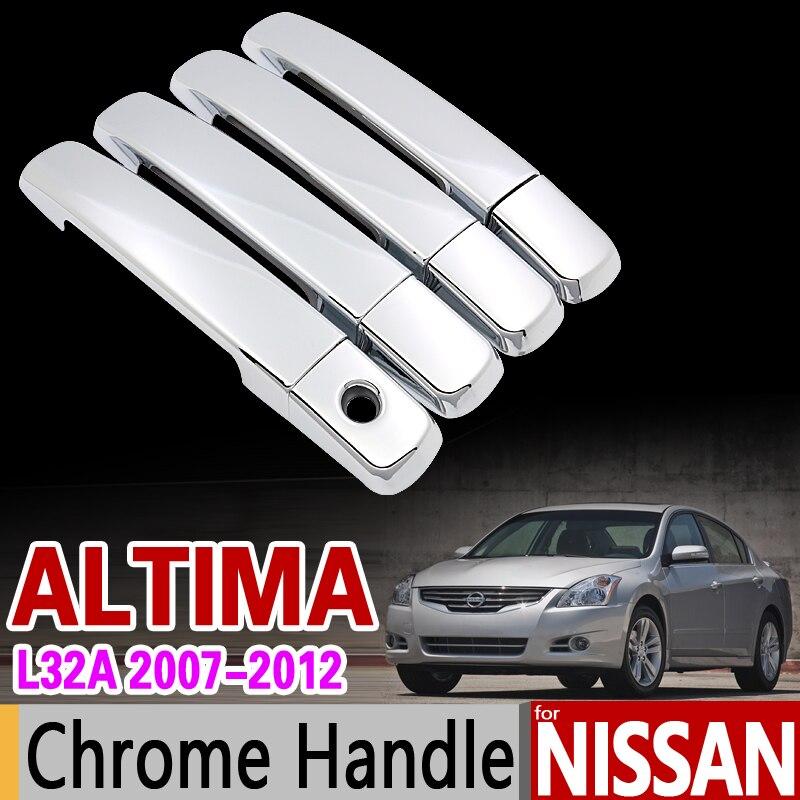 2008-2010 Nissan Altima Coupe Carbon Fiber Door Pillar Post
