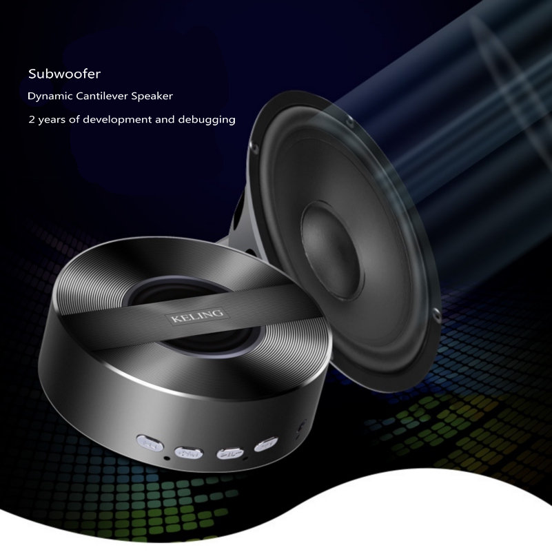 Altavoz Bluetooth 4.0 Llegada Mini Música portátil Portátil - Audio y video portátil - foto 2