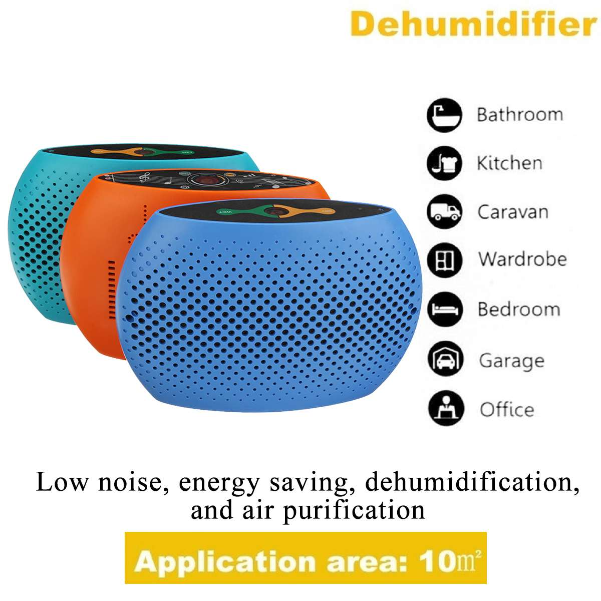 Mini Dehumidifier For Home Air Dryer Wardrobe Safe Mould Moisture Absorber Rechargeable Household Closet Electric Cooling DryerMini Dehumidifier For Home Air Dryer Wardrobe Safe Mould Moisture Absorber Rechargeable Household Closet Electric Cooling Dryer