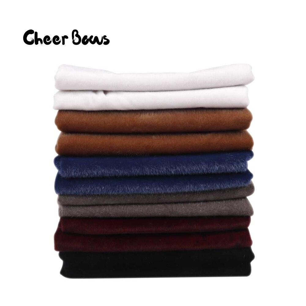 50*150CM Gradient Color Flannel Soft Fleece Fabric DIY Home Textile Materials
