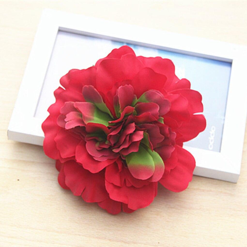 Dahlia Artificial Silk Flowers for DIY Work Home Wedding Party Decorarion