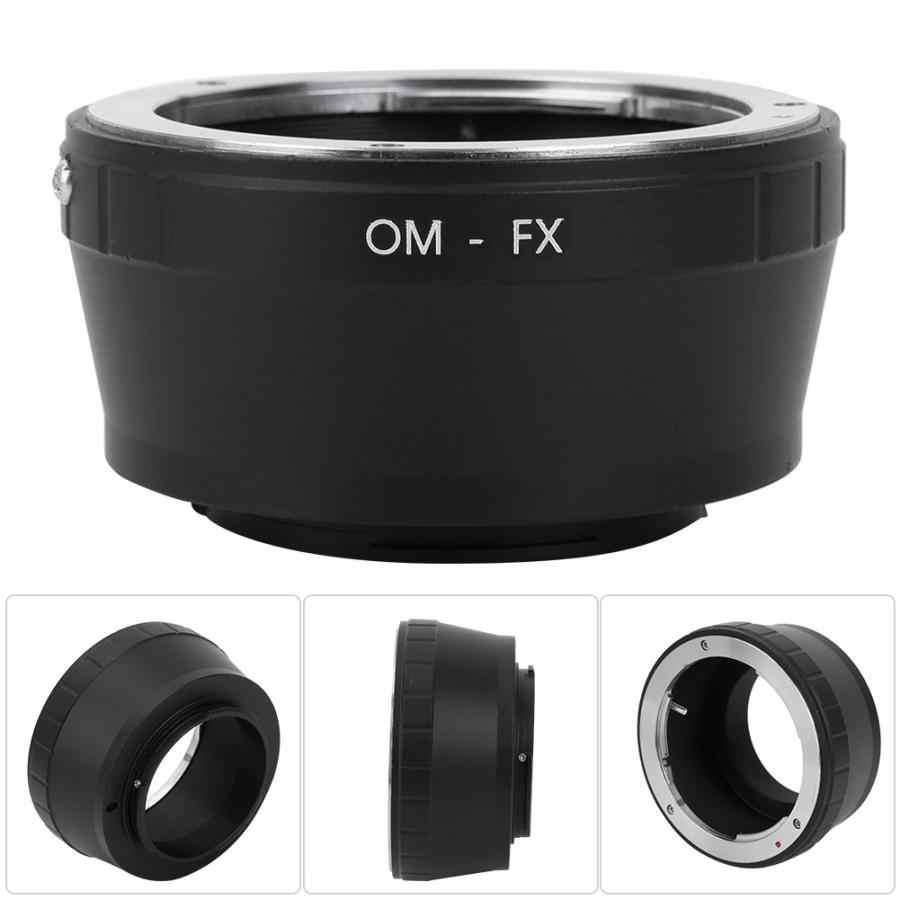 OM-FX ручная фокусировка переходное кольцо Набор удлинительных колец для Olympus Крепление объектива к костюму для ЖК-дисплея с подсветкой Fujifilm FX X-E1 X-E2 X-M1 X-A1 крепление Камера len аксессуары