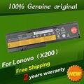 Envío libre 42t4834 42t4835 42t4537 42t4536 42t4538 43r9254 batería original del ordenador portátil para lenovo thinkpad x200 x201 x200s