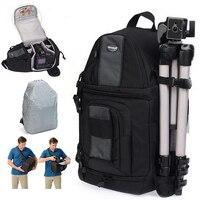 Fast Access SlingShot 202 AW Photo Camera Sling Shoulder Tripod Bag DSLR Digital SLR Backpack for Nikon D700 Canon 5D