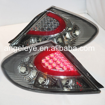 For PROTON GEN2 LED Tail lamp Smoke Black color 2008 Year YZ