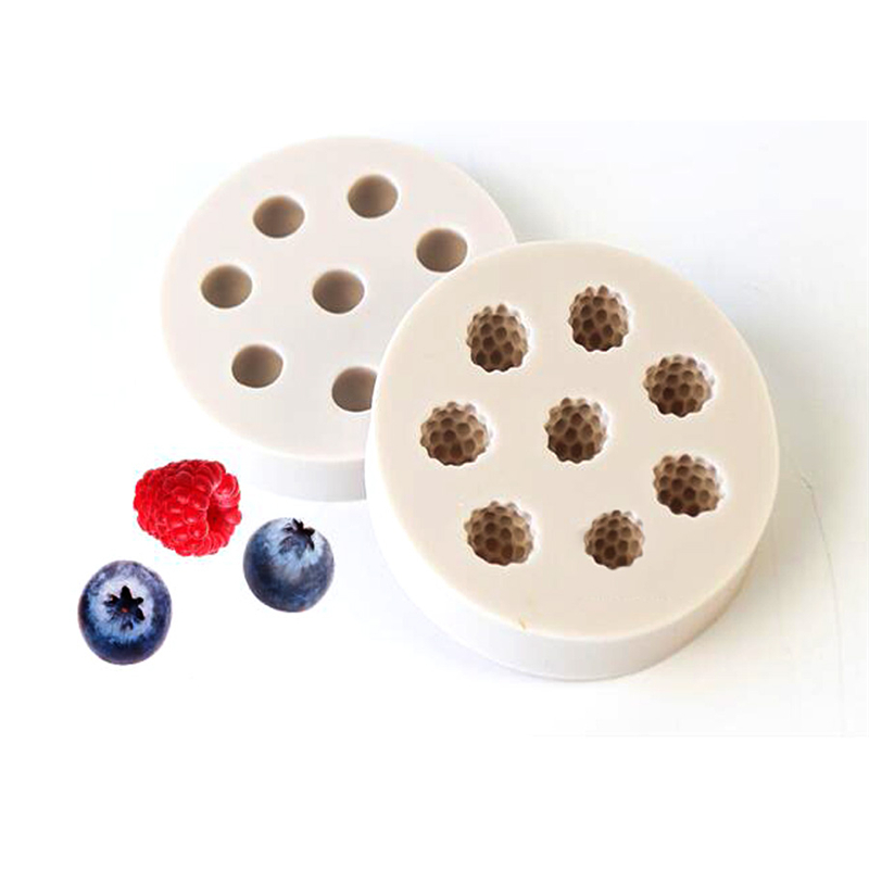 Blueberry Cranberry  Necklace Earrings Bracelet Jewelry Mold Pendants Crystal Scale Jewelry Resin Molds For Jewelry Making Tool