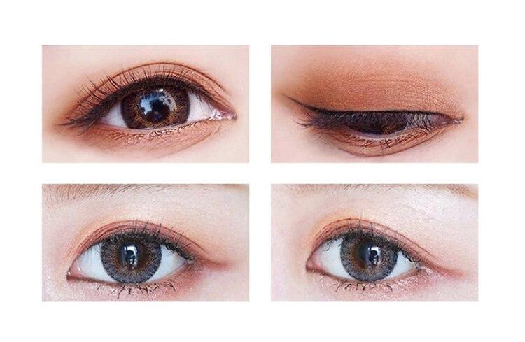 eye shadow matte shimmer gittler (4)