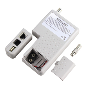 Image 3 - New Remote RJ11 RJ45 USB BNC LAN Network Cable Tester For UTP STP LAN Cables Tracker Detector Top Quality Tool